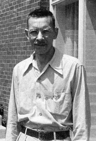 Alfred Hershey - Alfred D. Hershey in 1953