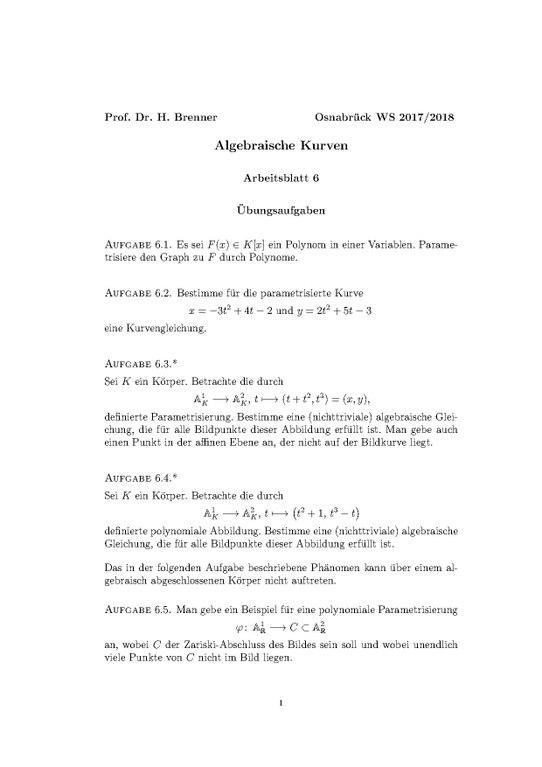 File:Algebraische Kurven (Osnabrück 2017-2018)Arbeitsblatt6.pdf ...