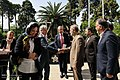 Ali Larijani meets Christine Defraigne 20160427 02.jpg