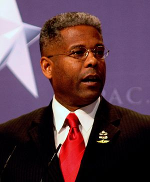 300px Allen West by Gage Skidmore Rep. Allen West To President Obama: Dont Pull the Race Card in 2012 But Shouldnt Republicans be Wary Too?
