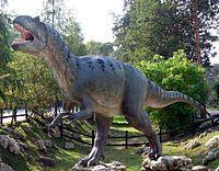 Allosaurus in Baltow 20060916 1500.jpg