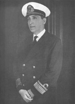 Almirante Alberto Teisaire