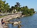 Along Boulevard de Bahia - Chetumal - Quintana Roo - Mexico.jpg