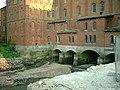 Alte Mühle 2003 für neue Turbine trockengelegt - panoramio - dysy31039.jpg