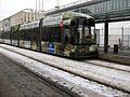 Altmarkt Dresden DVB Bahn Tarnbemalung Bundeswehr 3.jpg