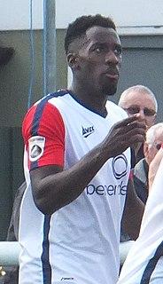 Amari Morgan-Smith English footballer
