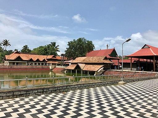 Ambalappuzha Sri Krishna Temple Kerala Hinduism India