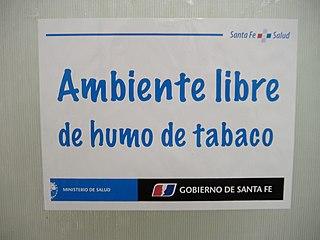 Smoking in Argentina