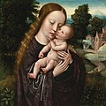 Ambrosius Benson - Madonna and Child.jpg