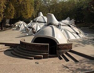 B. V. Doshi - Husain-Doshi Gufa, Ahmedabad