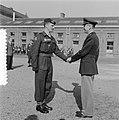 Amerikaanse onderscheiding voor Nederlandse militairen de Verenigde Naties, Bestanddeelnr 907-3814.jpg