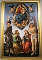 Amico aspertini, madonna in gloria e santi, 1508-1515 ca, 01.JPG