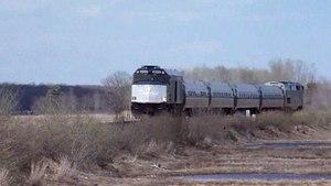 File:AmtrakDowneasterScarboroughMaine2.ogv