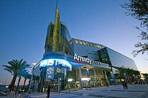 Amway Center - Wikipedia
