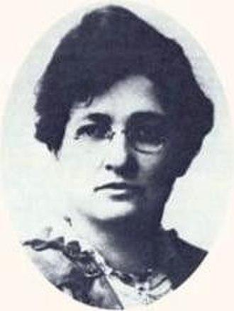 Amy B. Lyman - Lyman in 1914