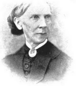 Amy Morris Bradley - Bradley in later years