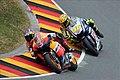 Andrea Dovizioso and Valentino Rossi 2010 Sachsenring.jpg