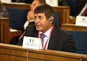 Andreo Doyle Irlanda Senato de Poland.JPG