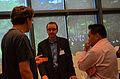 Andrew Lih at WikiSym 2013, Hong Kong.jpg