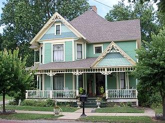 Adena, Ohio - Ann Bernhard House