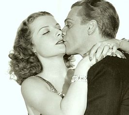 Ann Sheridan en James Cagney in Angels with Dirty Faces
