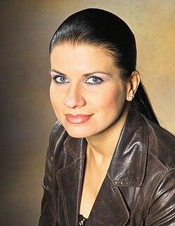 Anna Cymmerman Polish operatic soprano