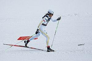 Nordic skiing - Image: Anna Haag 2011 02 28
