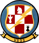 Anti-Submarine Squadron 22 (US Navy) insignia 1961.png