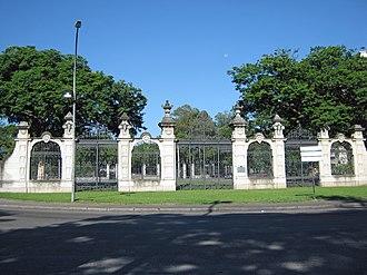 Quinta da Boa Vista - Entrance Gate