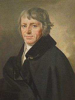 Antonín Machek - Portrait of Josef Jungmann