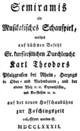 Antonio Salieri - Semiramide - german titlepage of the libretto - Munich 1782.png