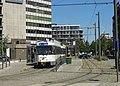 Antwerpen - Antwerpse tram, 23 juli 2019 (087, Bataviastraat, station MAS).JPG