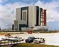 Apollo 11 SA-506 rollout - May 20, 1969 (48213067362).jpg