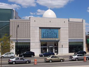Arab Americans - The Arab American National Museum in Dearborn, Michigan celebrates the history of Arab Americans.