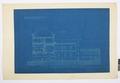 Arbetsritning, fastigheten nr 4 Hamngatan. Elektrisk installation, värmeledning m. m - Hallwylska museet - 105288.tif