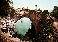 Arch Rock, Mackinac Island, Michigan, 1899.jpg