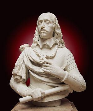 Archduke - Bust of Archduke Leopold Wilhelm of Austria