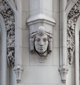 Architectural details, the Woolworth Building, New York, New York LCCN2013650466.tif
