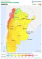 Argentina DNI Solar-resource-map lang-ES GlobalSolarAtlas World-Bank-Esmap-Solargis.png