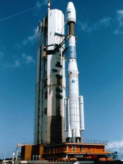 Ariane 4 Rocket