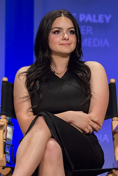 Ariel Winter, American actress and voice actress
