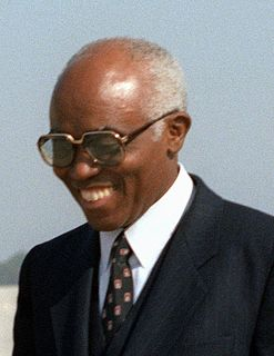 Cape Verdean politician, and first president of Cape Verde