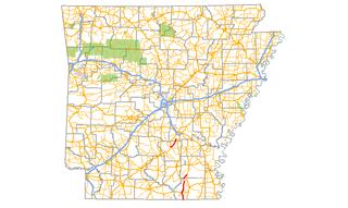 Arkansas Highway 133 highway in Arkansas