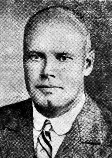 Armas Pesonen Finnish javelin thrower