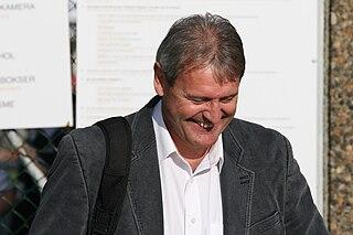 Arne Dokken Norwegian footballer and coach