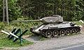 Arnoldstein Krainberg Wurzenpass T34-Panzer-Schaustueck 13052015 3662.jpg
