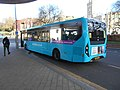 Arriva Kent & Surrey SN17MXJ, Chatham Bus Station, 17 January 2018.jpg
