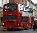 Arriva London South bus DW124 (LJ05 BNE) 2005 VDL DB250 Wrightbus Pulsar Gemini, Highbury Corner, route 19, 31 May 2011.jpg