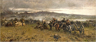 Second Italian War of Independence - Battle of San Martino