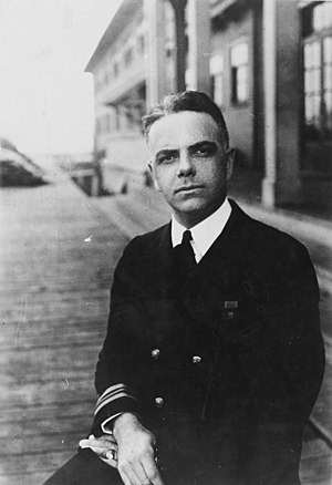Arthur S. Carpender - Lieutenant Commander Arthur S. Carpender, USN in 1928.